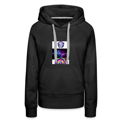 Silly imagineers shirt - Women's Premium Hoodie