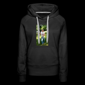 Smiling James - Women's Premium Hoodie