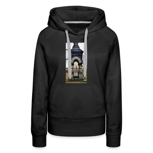 through the darkness - Women's Premium Hoodie