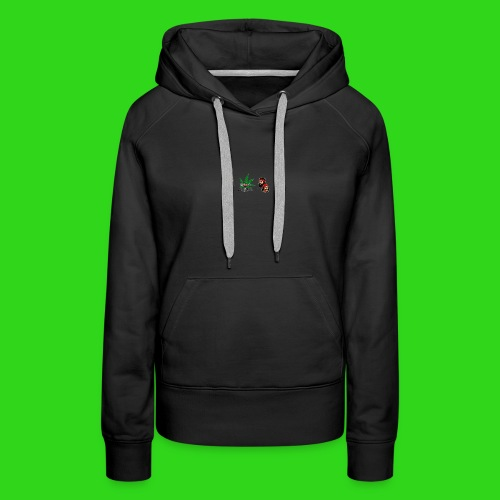 ED Glass Cover - Women's Premium Hoodie
