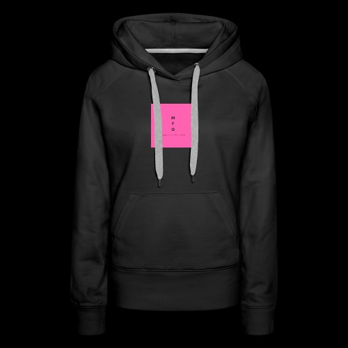 MarketingQueen 4 - Women's Premium Hoodie