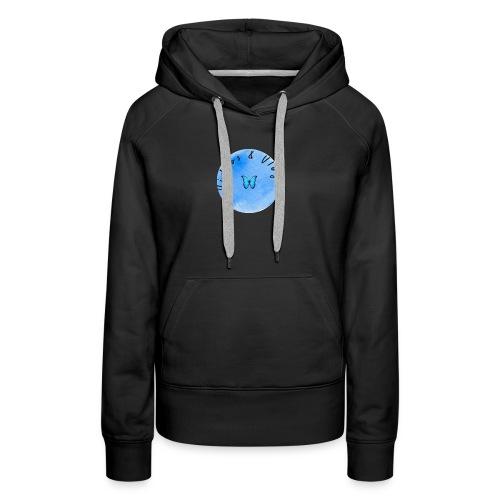 Kids hoodie black - Women's Premium Hoodie
