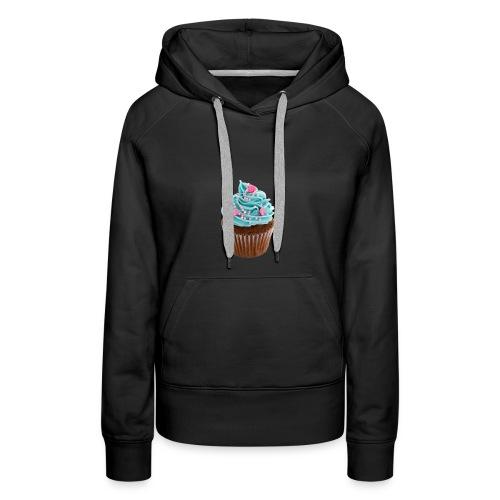 Cupcake mug - Women's Premium Hoodie