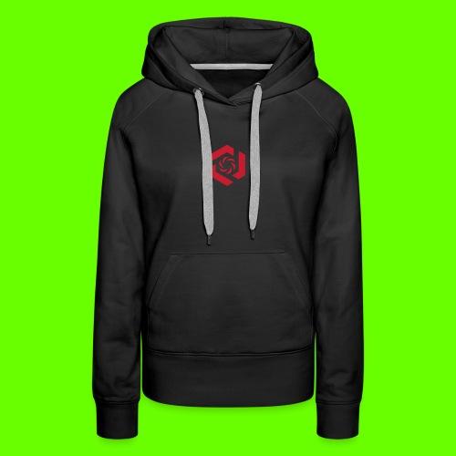 Temporary Logo Design - Women's Premium Hoodie