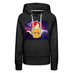 Fuck you galaxy girl - Women's Premium Hoodie