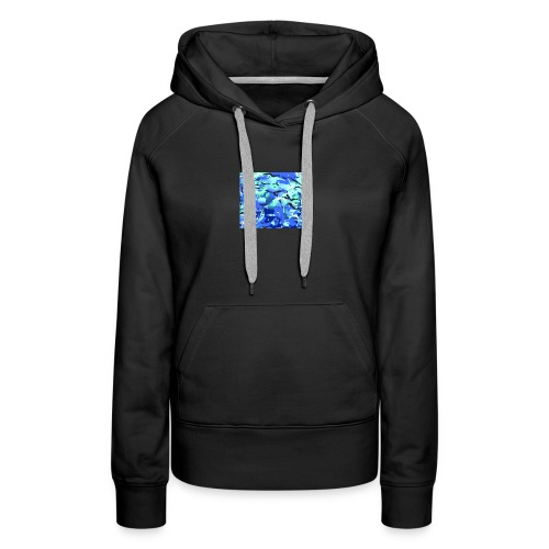 MTP Blue shop preview - Women's Premium Hoodie