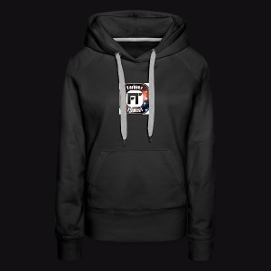 anything you need is here - Women's Premium Hoodie