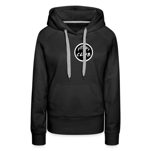 Diet Boy Club Inverted - Women's Premium Hoodie