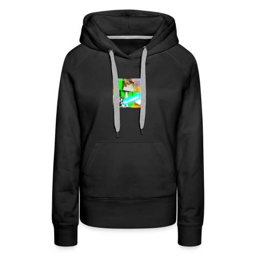 LuckBear Army Outfits and More - Women's Premium Hoodie