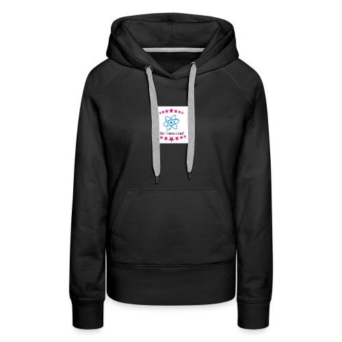 Get Connection - Women's Premium Hoodie