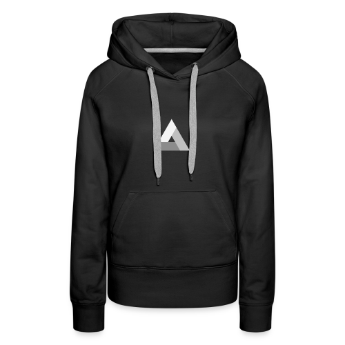 The Power of Three (Tri) - Women's Premium Hoodie
