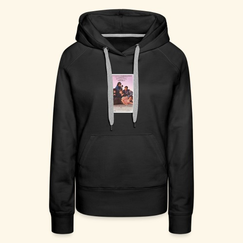 The Breakfast Club (movie poster) - Women's Premium Hoodie