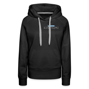 Icedragonz name shirt - Women's Premium Hoodie