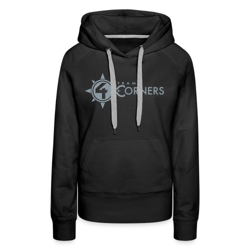 Team 4 Corners 2018 logo - Women's Premium Hoodie