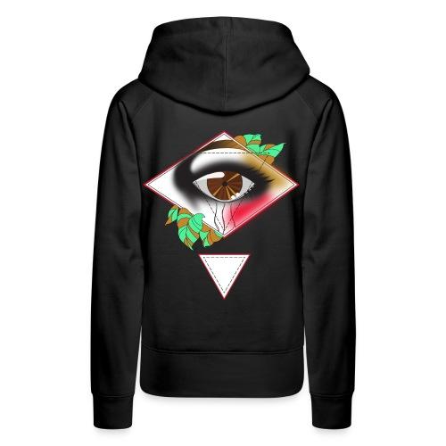 eyeeye final - Women's Premium Hoodie