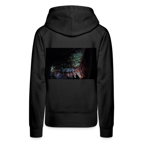 Beautiful Eye - Women's Premium Hoodie