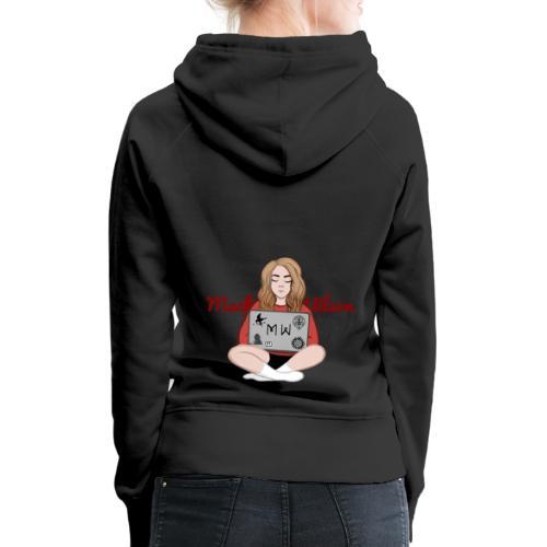 Design 3 - Women's Premium Hoodie