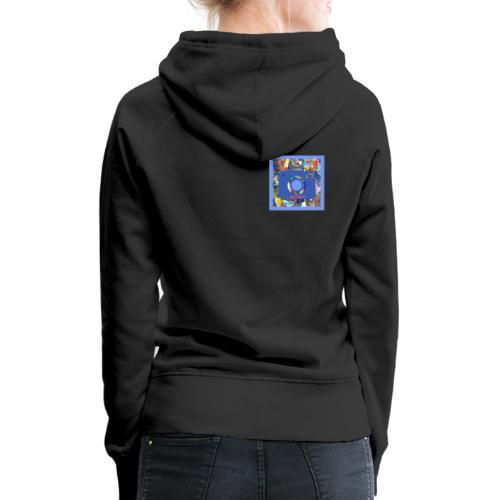 Zigns designs - Women's Premium Hoodie