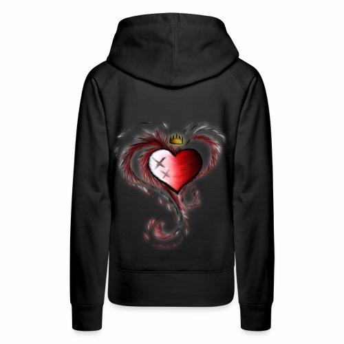 Deep love Exposure - Women's Premium Hoodie
