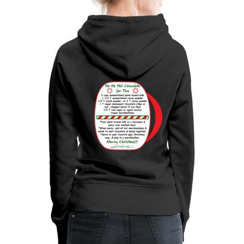Hot Chocolate - Women's Premium Hoodie