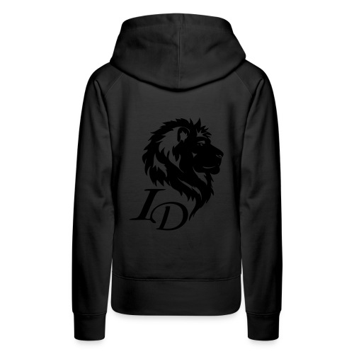 NEW INFINITE DESIGNS LOGO - Women's Premium Hoodie