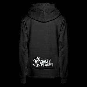 Salty Planet - Women's Premium Hoodie