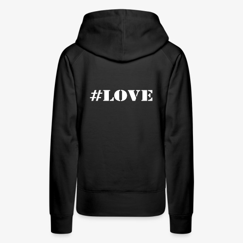 Love in Winter - Women's Premium Hoodie