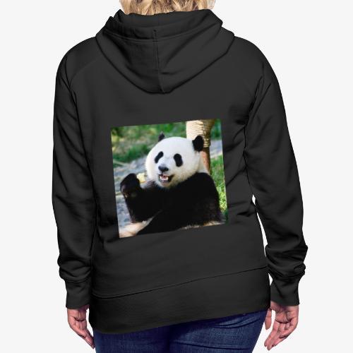 Panda Bear - Women's Premium Hoodie
