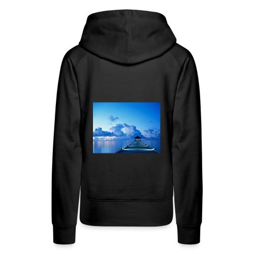 Epicstylez official girl hoodie - Women's Premium Hoodie