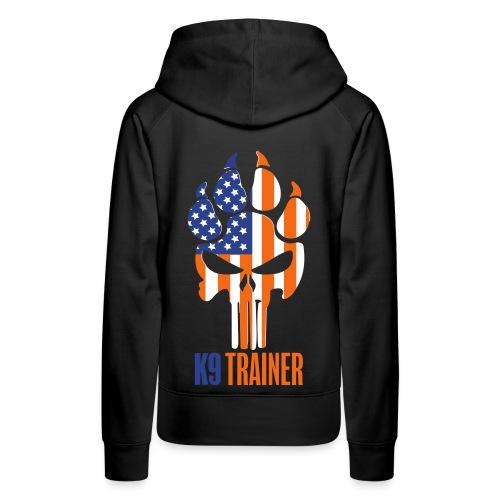 OLK9 Paw Punisher Trainer - Women's Premium Hoodie