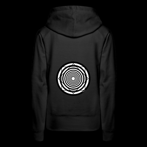 Tripping in a dimension - Women's Premium Hoodie