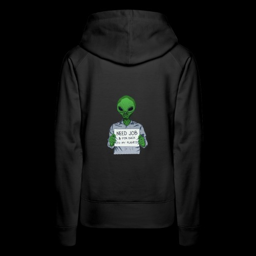 Pay to get him home. - Women's Premium Hoodie