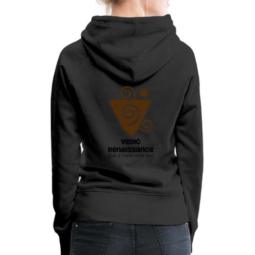 Vedic Renaissance - Women's Premium Hoodie