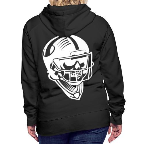 Cute American Football - Women's Premium Hoodie