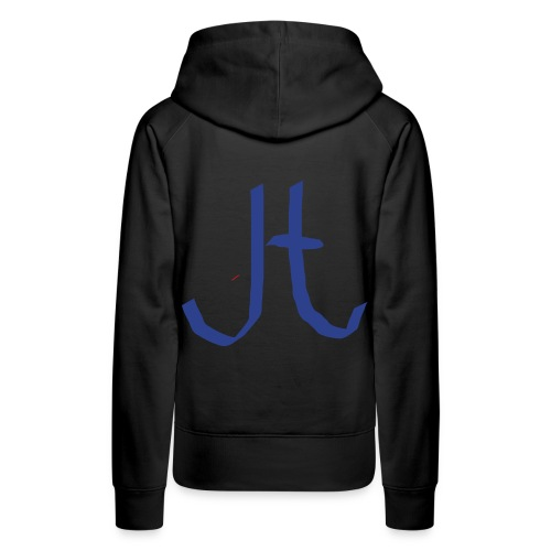 JT merch two youtubers conbined merch - Women's Premium Hoodie