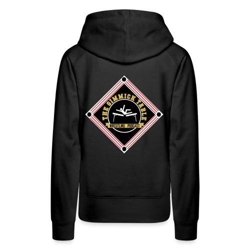 The Gimmick Table Wrestling Podcast - Women's Premium Hoodie
