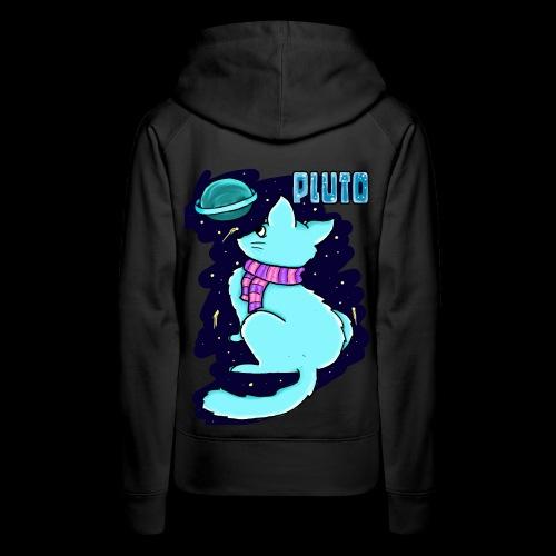 Pluto Kitty - Women's Premium Hoodie