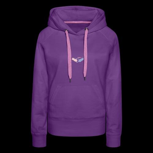 Black T-Shirt - Seventeen - Women's Premium Hoodie