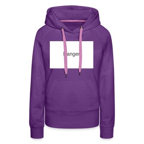 Danger Design - Women's Premium Hoodie