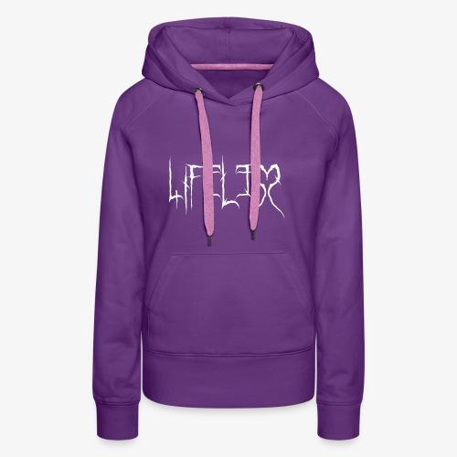 lifeless inv - Women's Premium Hoodie