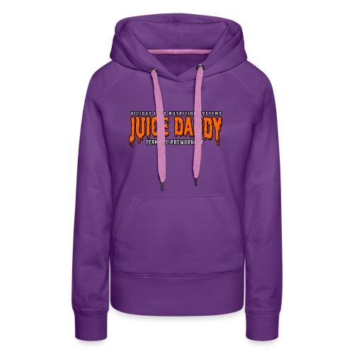 Juice Daddy Preworkout - Women's Premium Hoodie