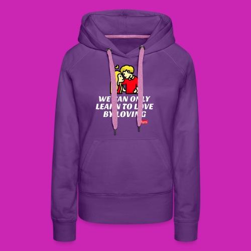 Loving - Women's Premium Hoodie