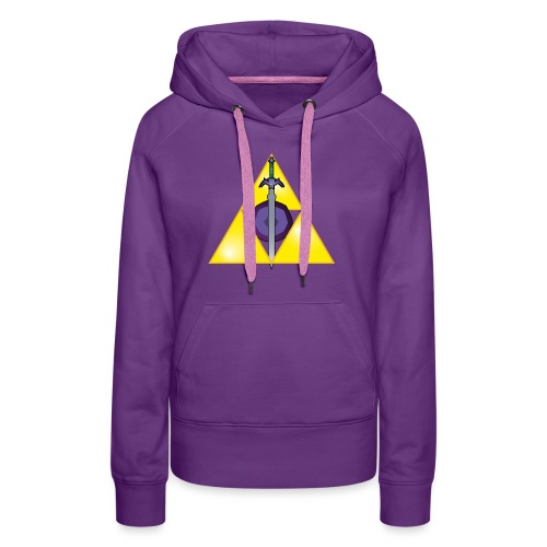 The Hylian Hallows - Women's Premium Hoodie