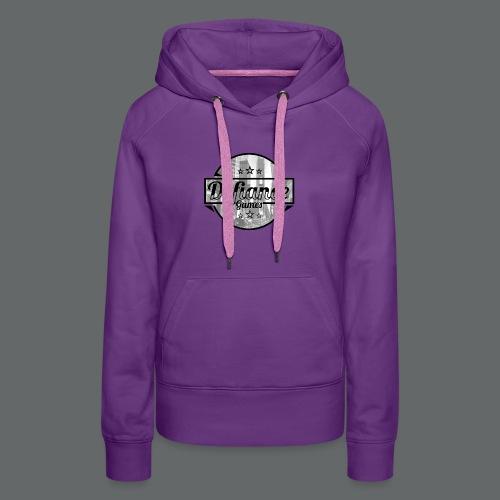 Defiance Games Street Logo Shirt - Women's Premium Hoodie