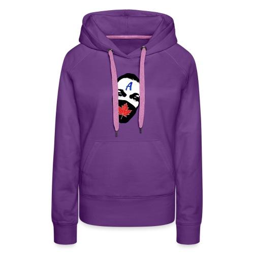 STA Logo - Women's Premium Hoodie