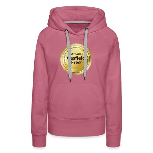 AGF Organic T Shirt - Traditional - Women's Premium Hoodie