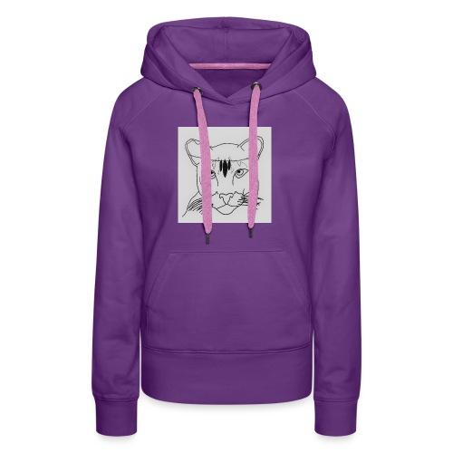 Lioness - Women's Premium Hoodie