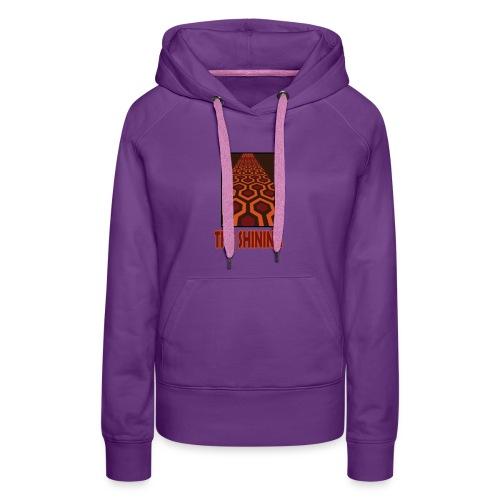 The Shining pattern - Women's Premium Hoodie