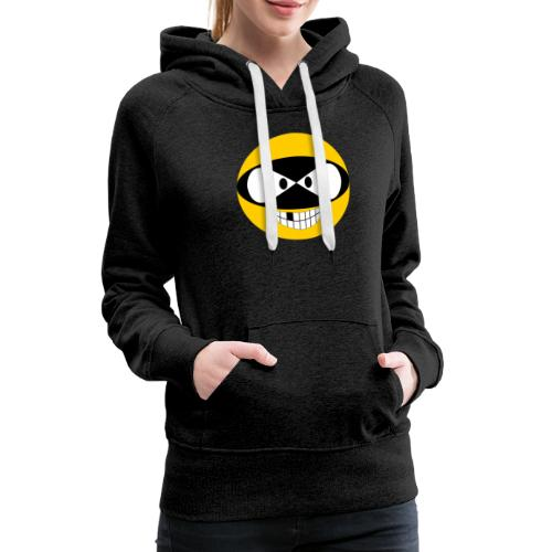Super Dood - Women's Premium Hoodie