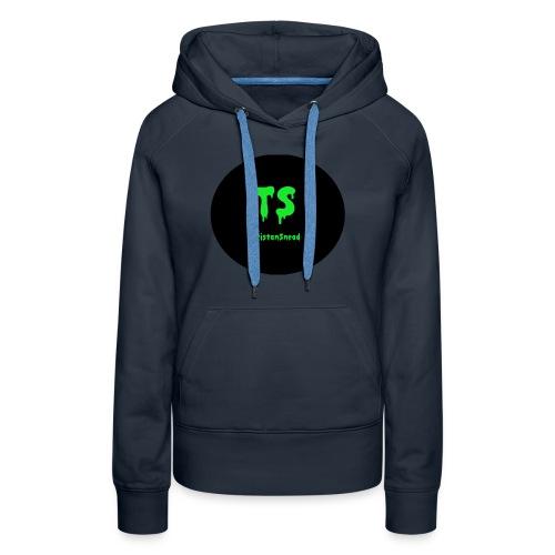 Tristan Snead Zombie Logo - Women's Premium Hoodie